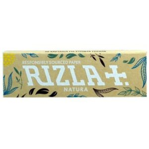 RIZLA King Size Natura Rolling Papers 50pcs