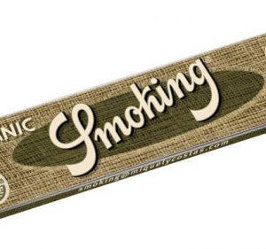 SMOKING Organic Rolling Paper 50pcs