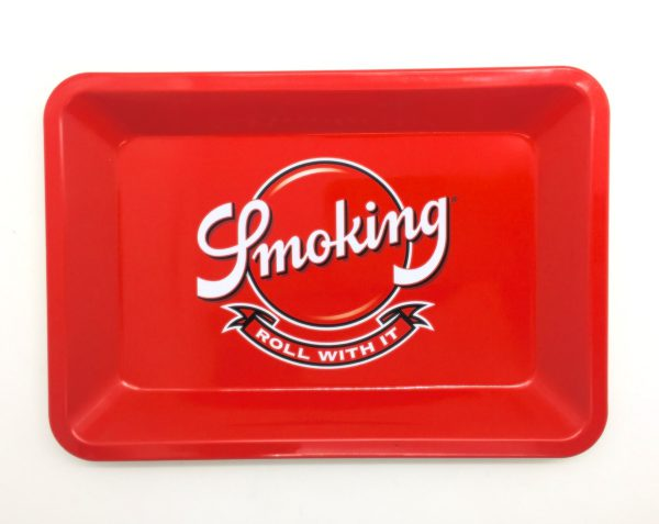 Accessories Smoking_Metal_Rolling_Tray