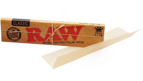 Rolling Papers raw-kingsize-slim_classic_1pack